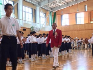 160713矢澤選手入場